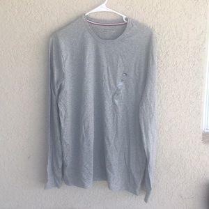 Tommy Hilfiger Men's Long Sleeve T-Shirt New